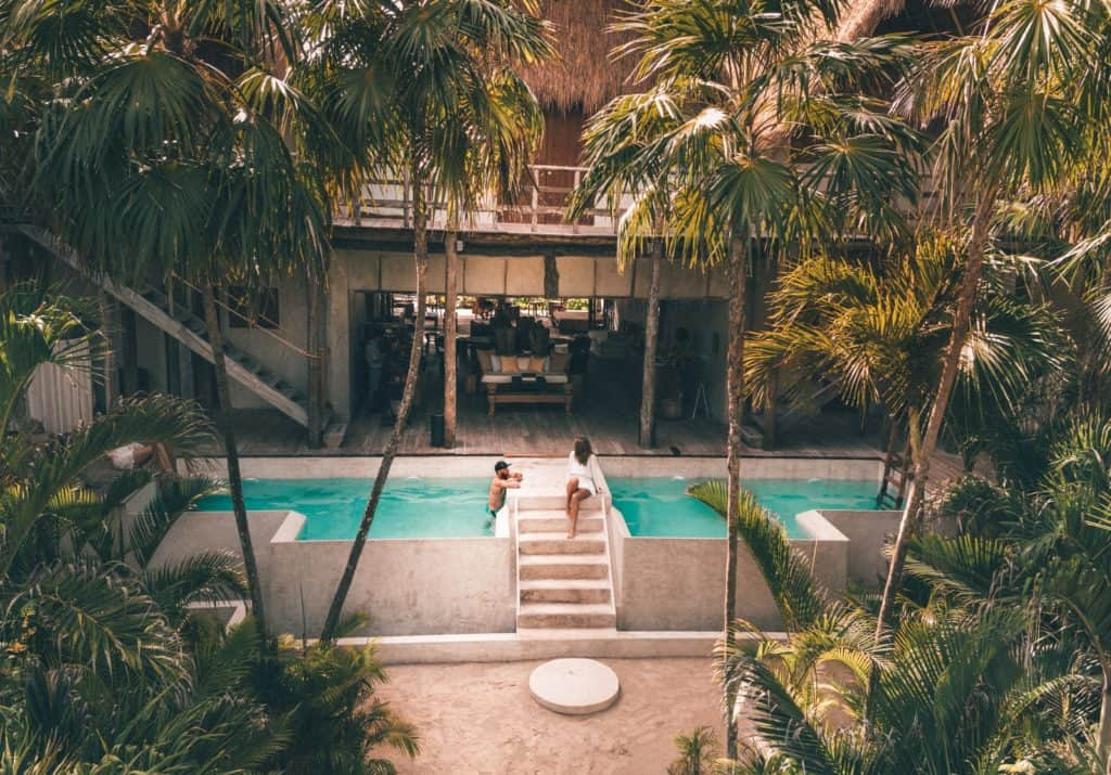 Finding accommodation in Mexico