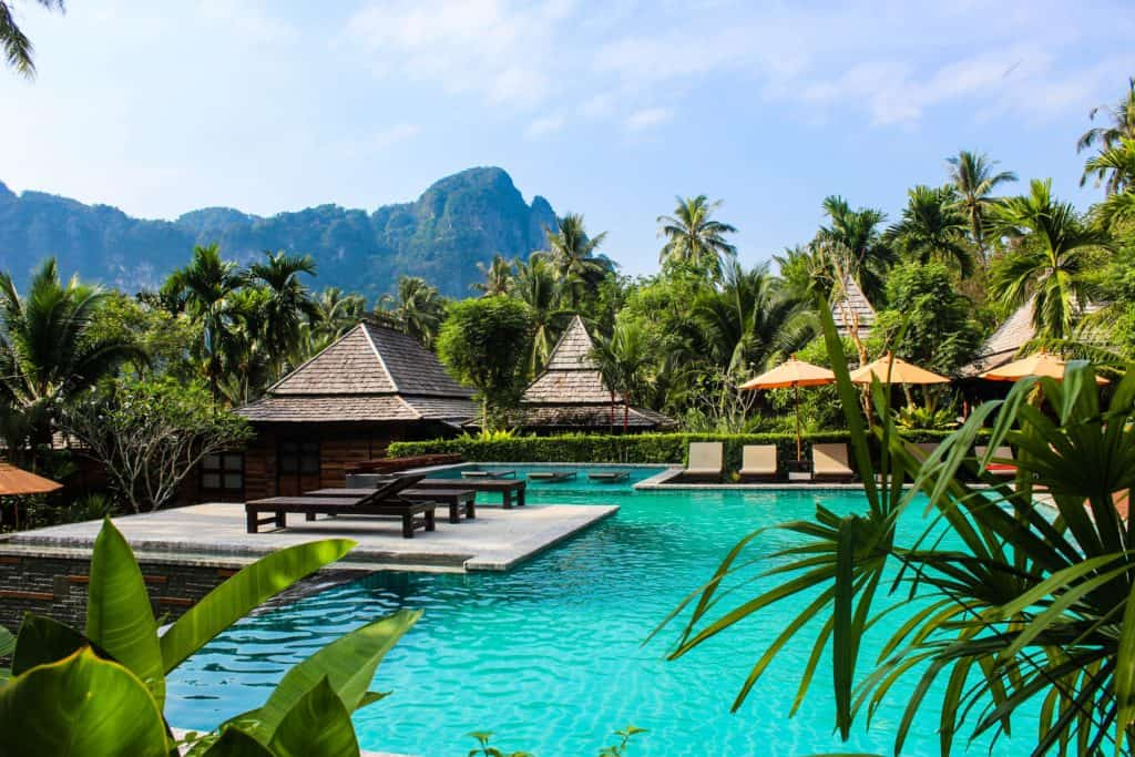 Luxury Hotel Thailand
