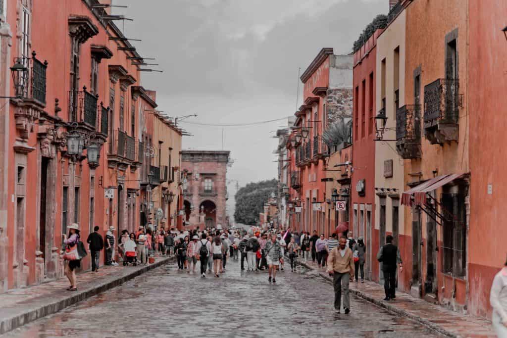 San Miguel de Allende for digital nomads