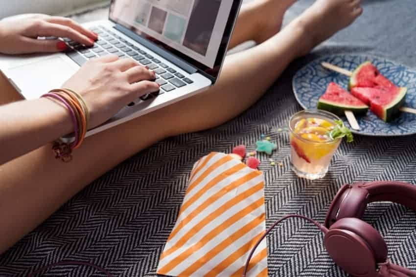 Benefits Of Having A Website As A Digital Nomad