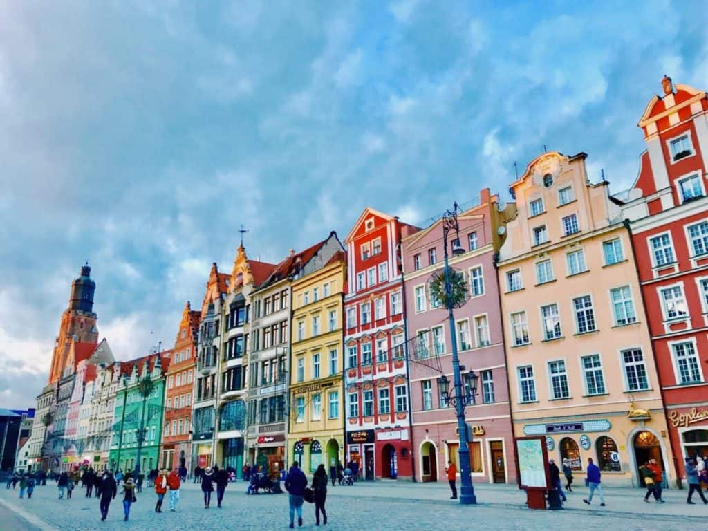 Wroclaw for Digital Nomads