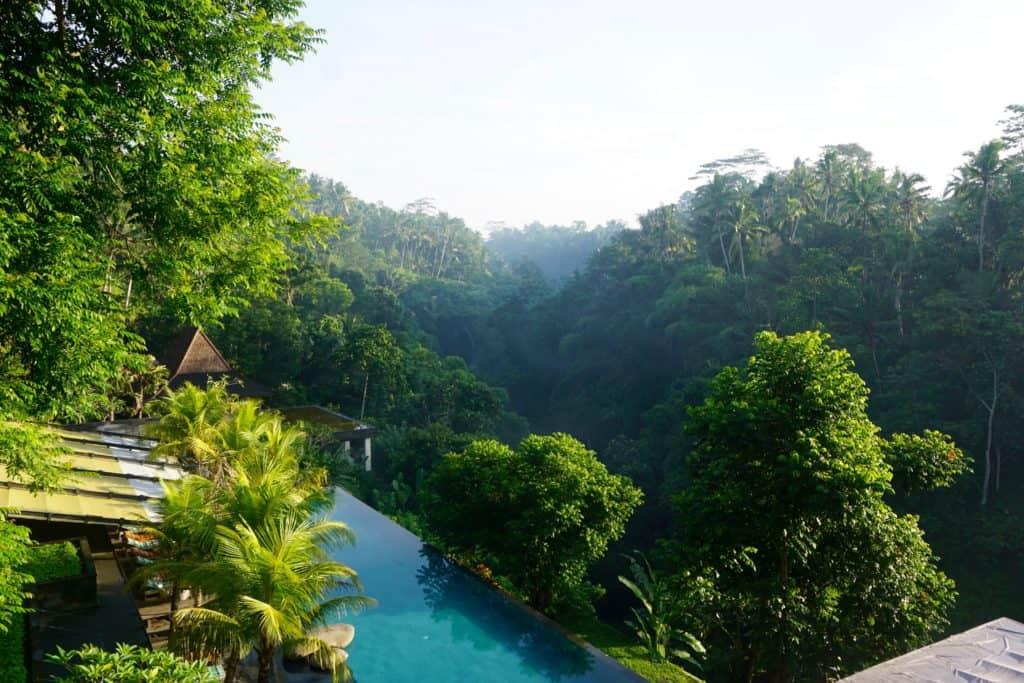 Finding accommodation in Indonesia
