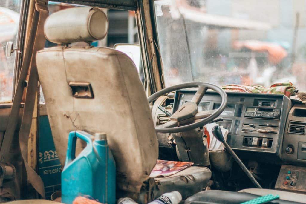 Bus Cambodia