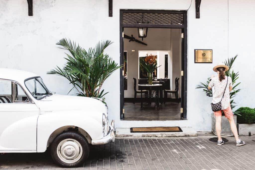Sri Lanka Accommodation