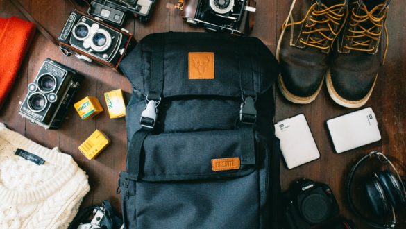 Travel Packing List for Digital Nomads