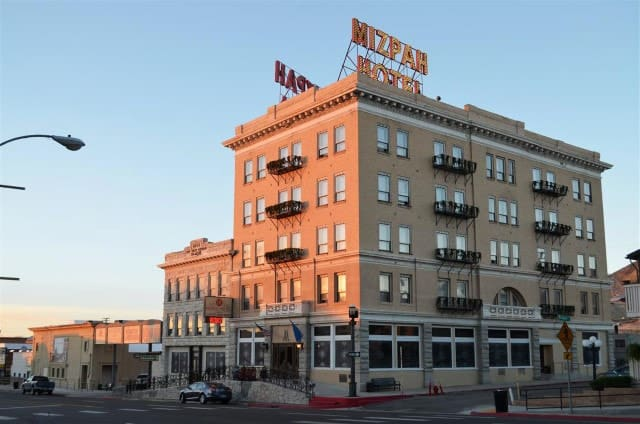 The Mizpah Hotel