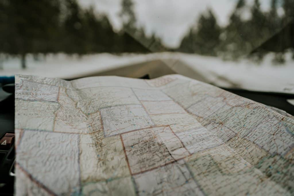 Pick your travel destination