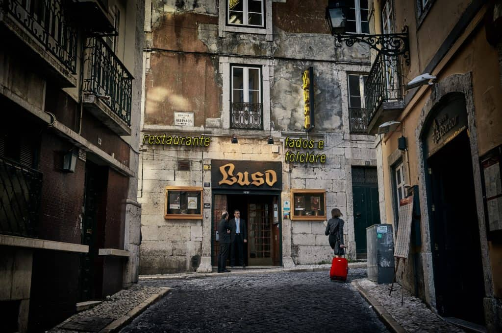 The ugly side of Lisbon