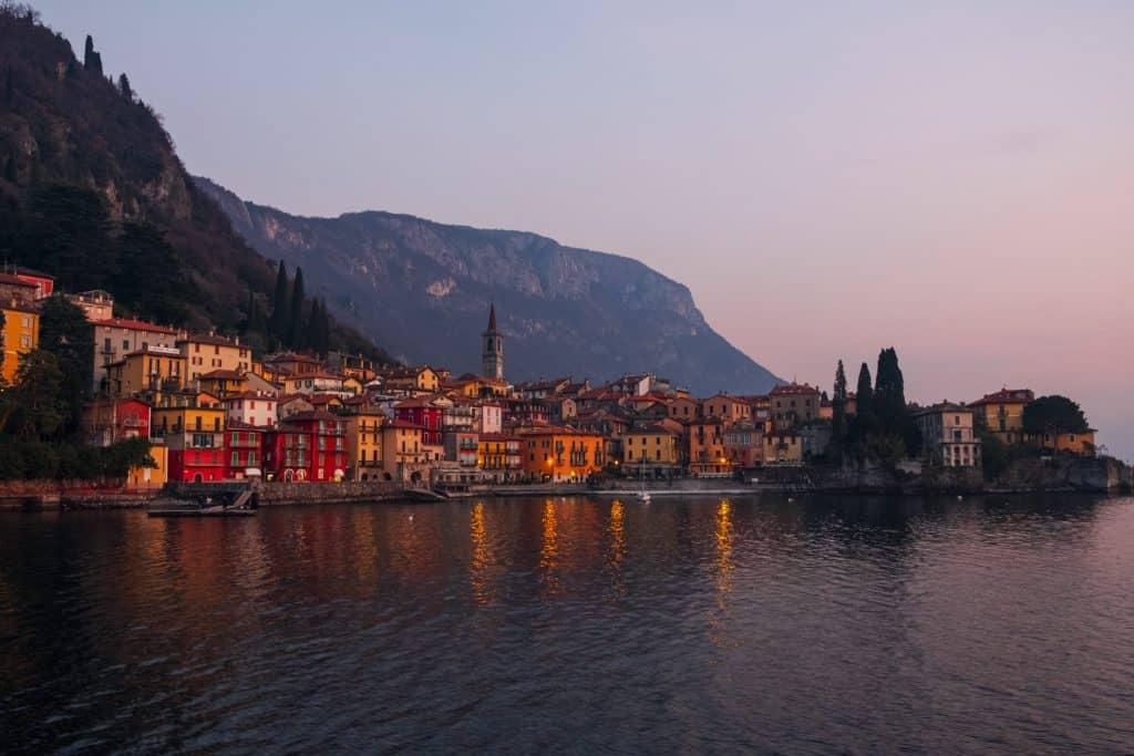 The Italian Lakes: Como