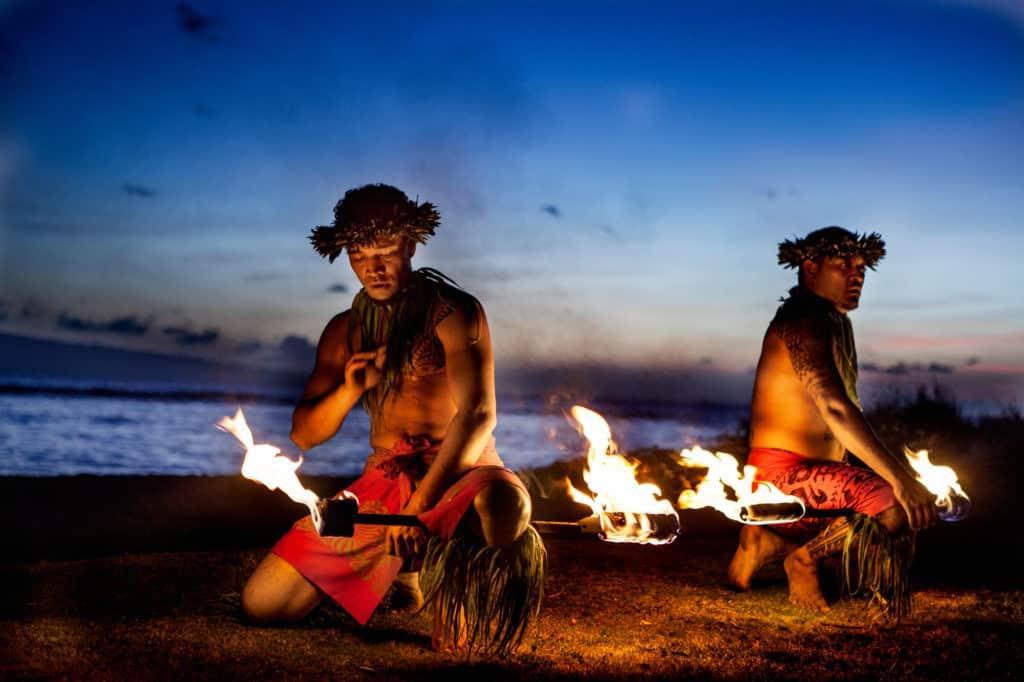 Luau Celebrations