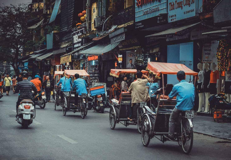Vietnam for digital nomads