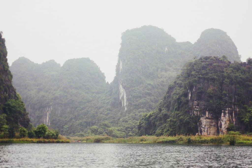 The weather in Vietnam