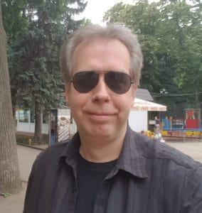 Matt Dykstra: founder of Digital Nomad 2020