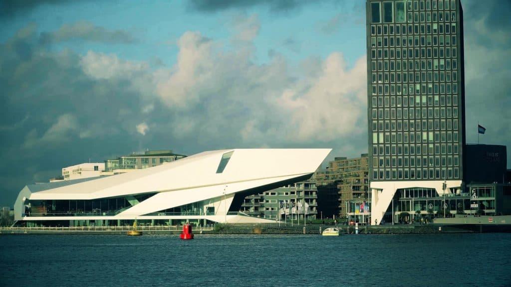 EYE Film Museum in Amsterdam
