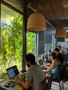 digital nomads working in Vietnam