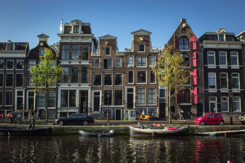 finding accommodation in the Netherlands