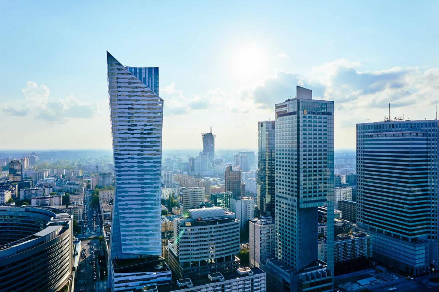best coworking spaces in Warsaw