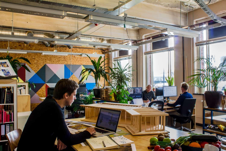 best coworking spaces in Amsterdam