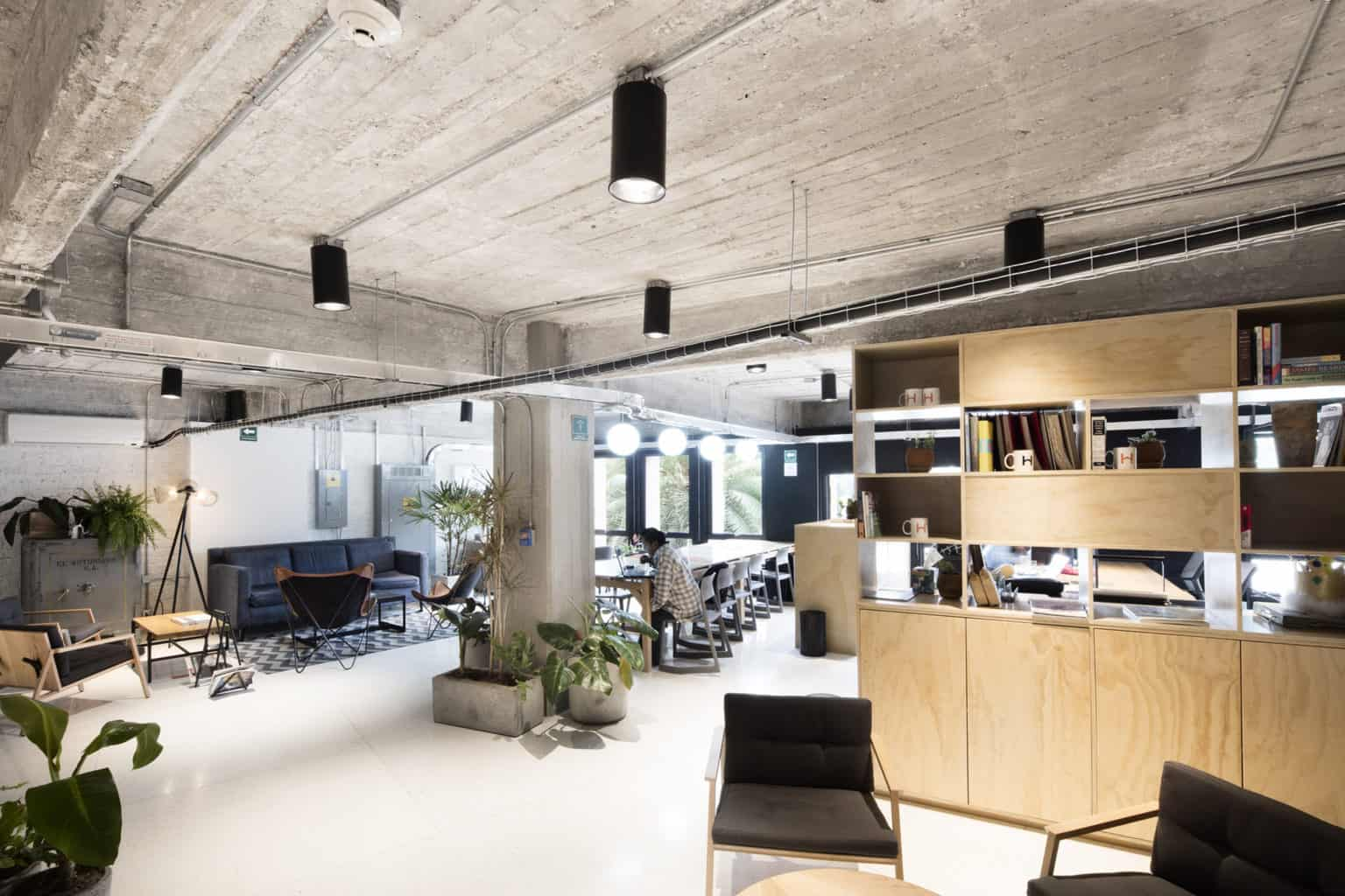 Best coworking spaces in Mexico City