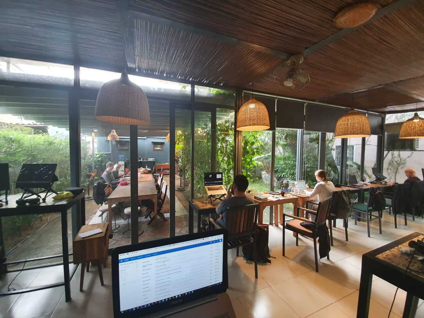 Interview with the founder of Hub Hoi An