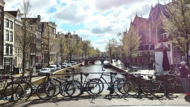 The Netherlands for digital nomads
