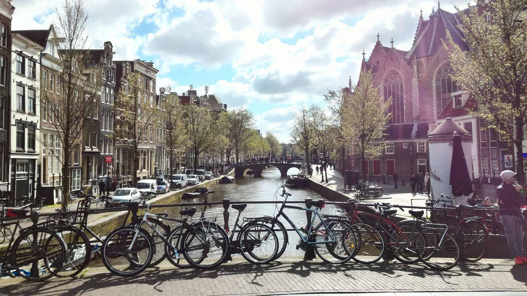 The Netherlands for digital nomads