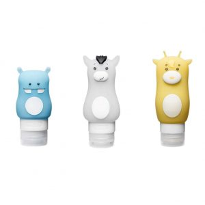 Animal shaped bottles
