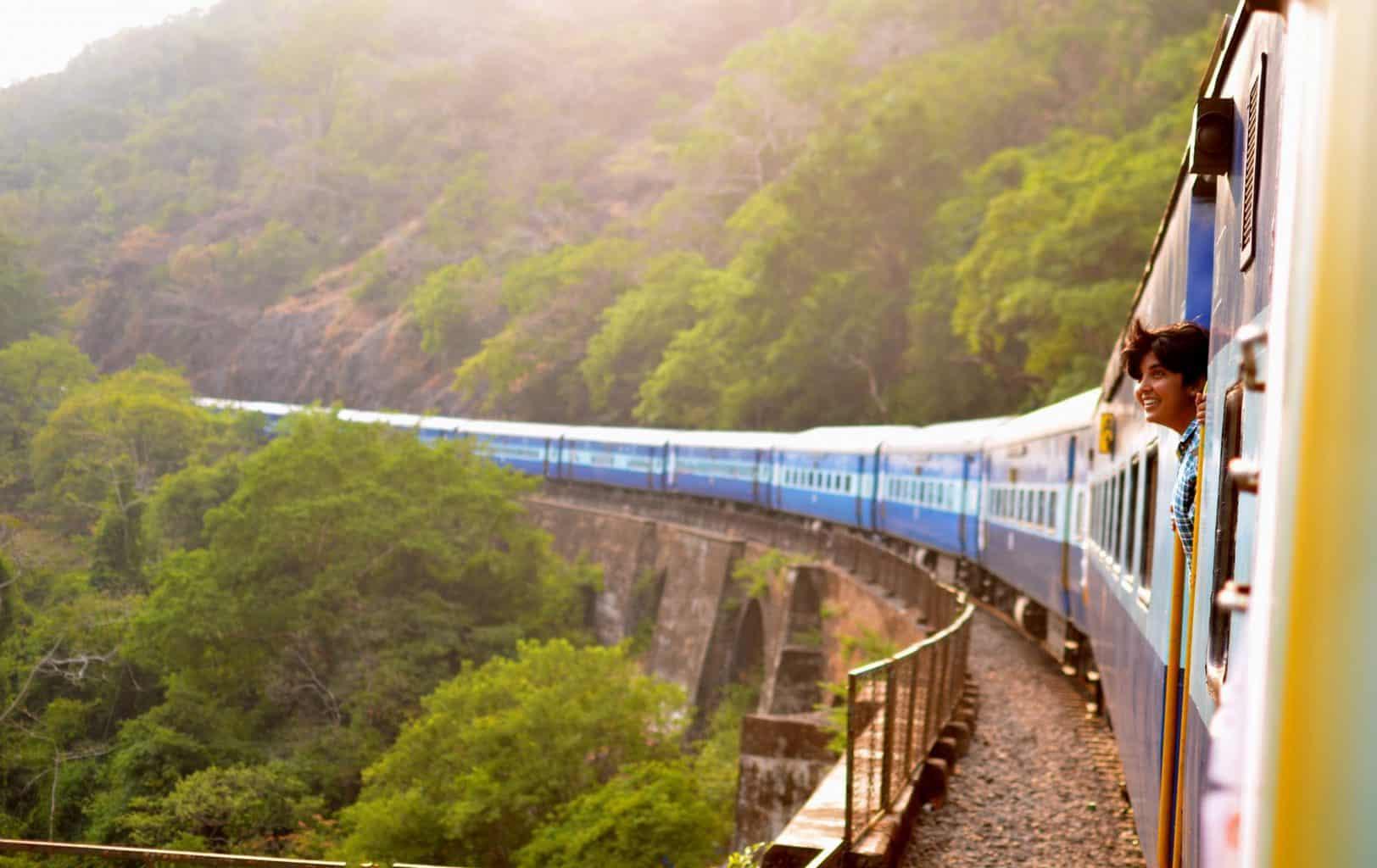 The Best Train Rides Around the World