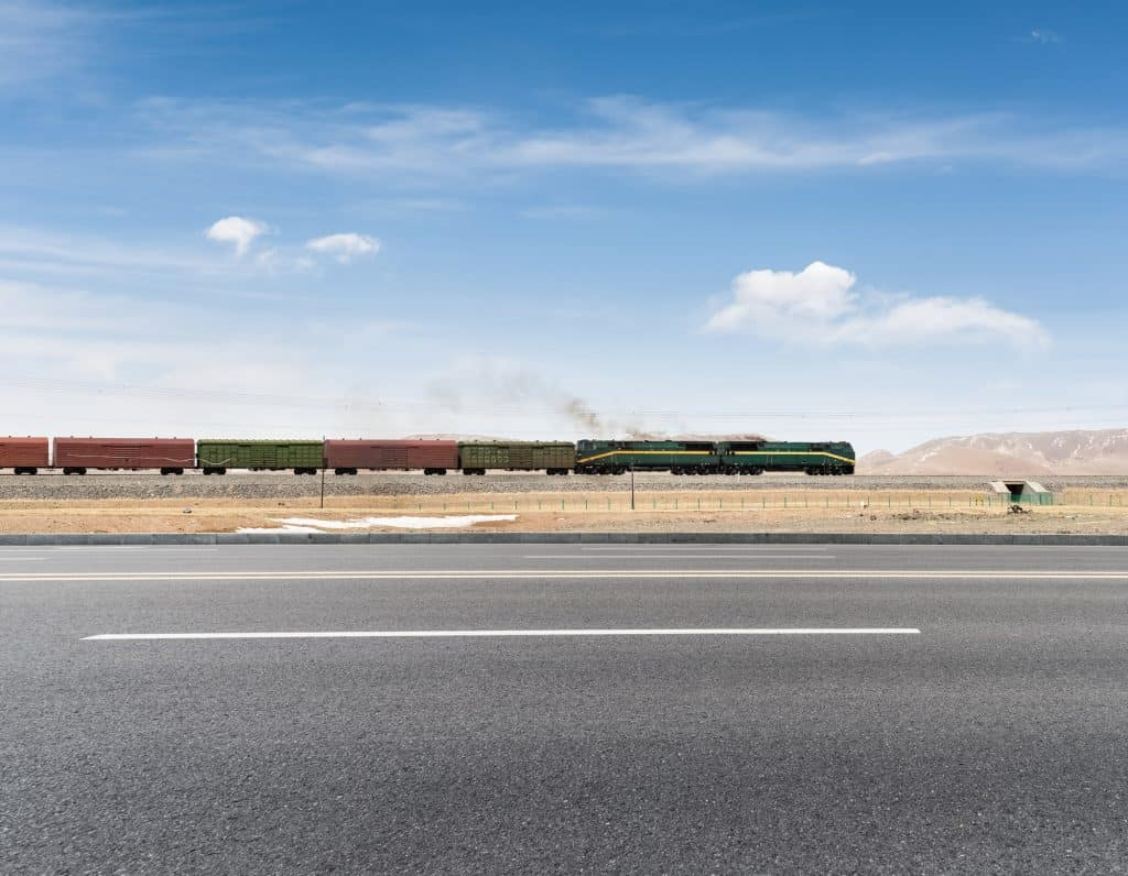 China to Tibet Train