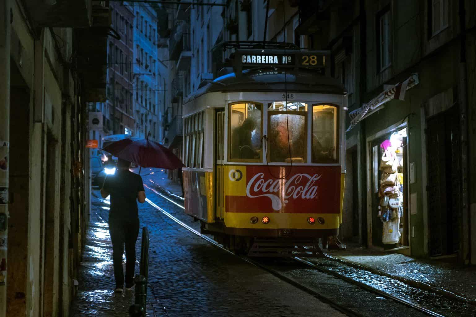 Unfortunate events in Lisbon