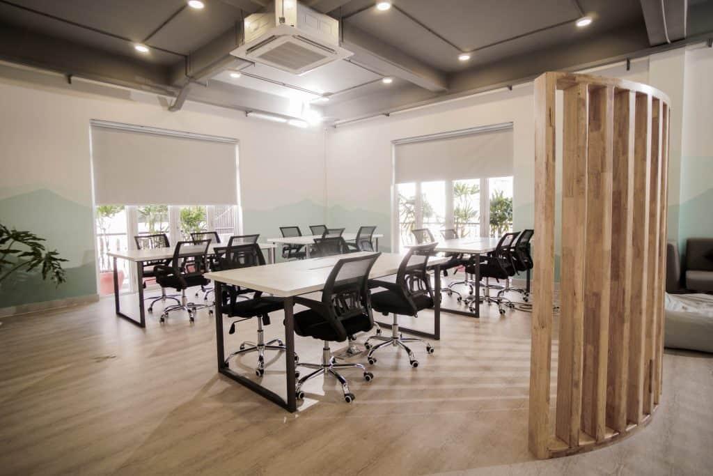 Sahaka coworking space