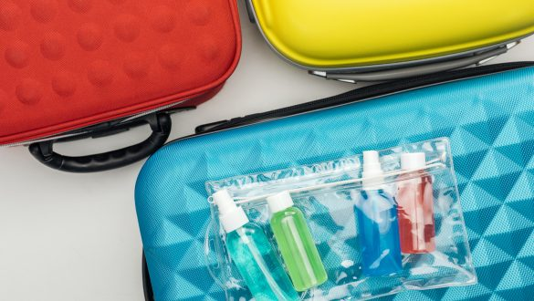 Best silicone travel bottles