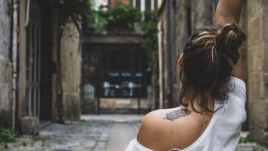 Tattoos for travelers