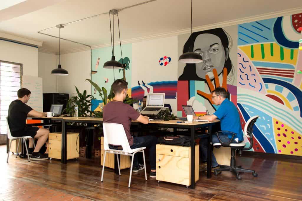 Circular coworking