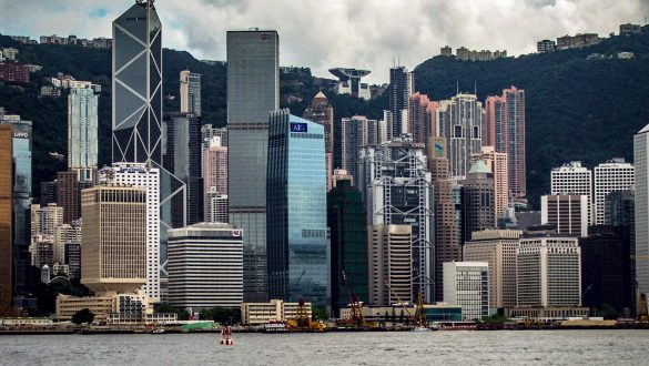 best coworking in Hong Kong