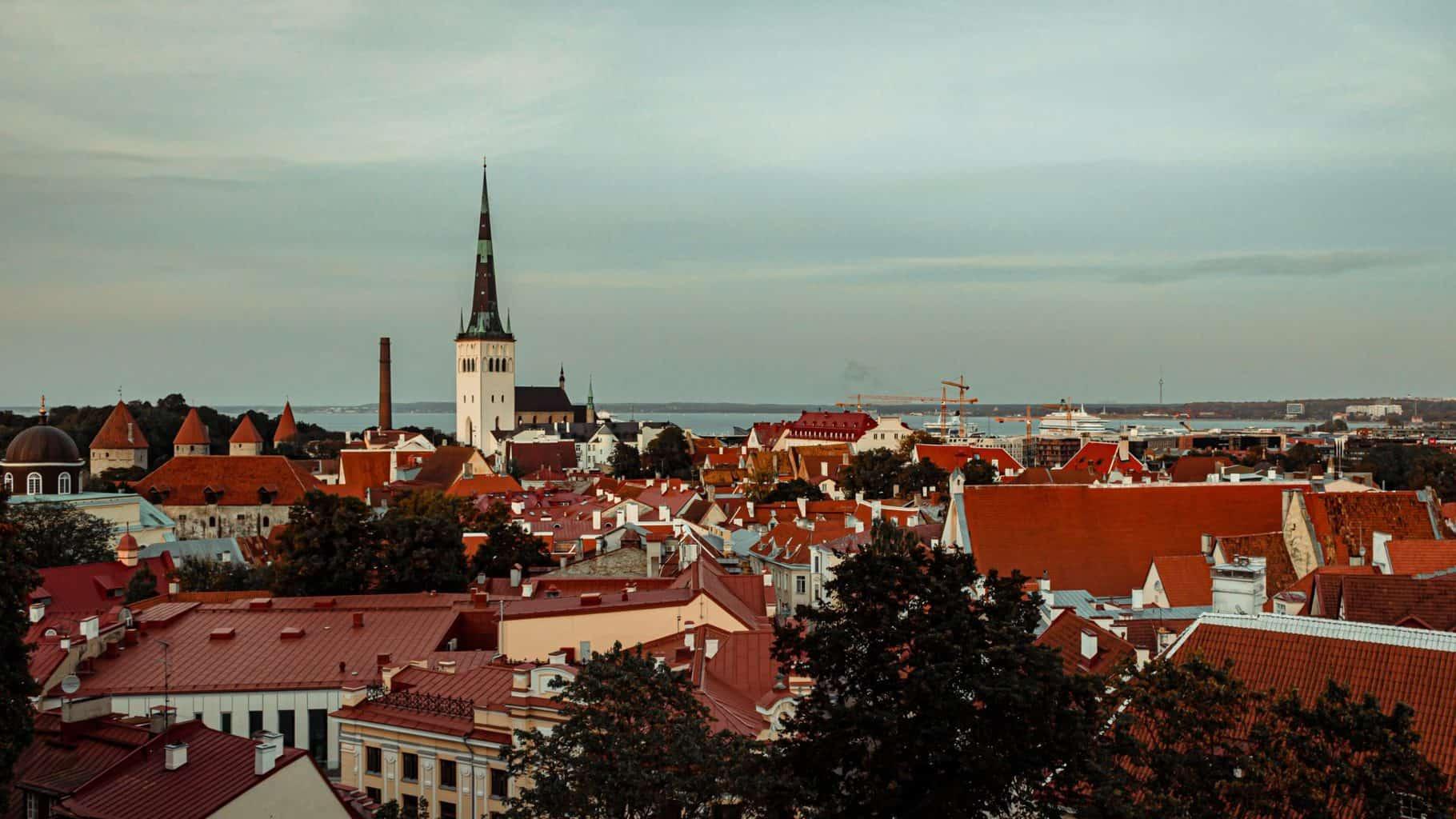 best coworking spaces in Tallinn