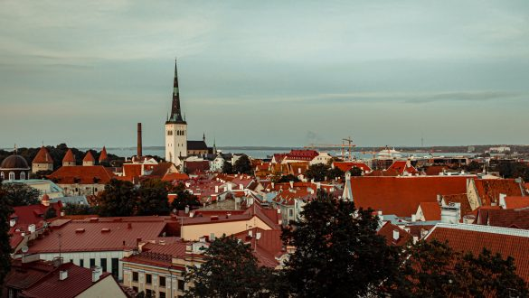 best coworking spaces in Tallinn