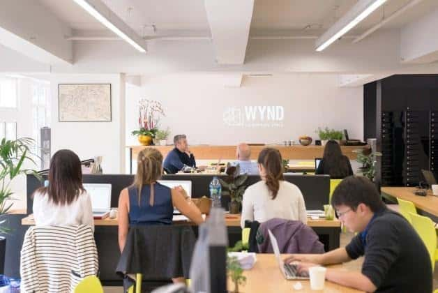 Wynd Coworking Space
