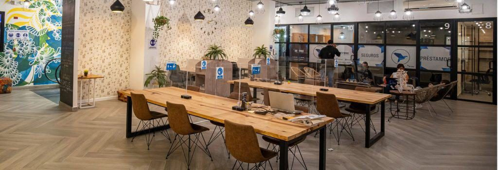 The Cube coworking