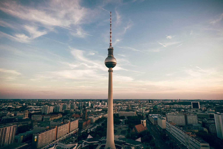 best coworking spaces in Berlin