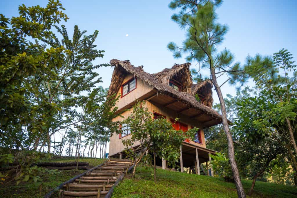 accommodation in Guatemala
