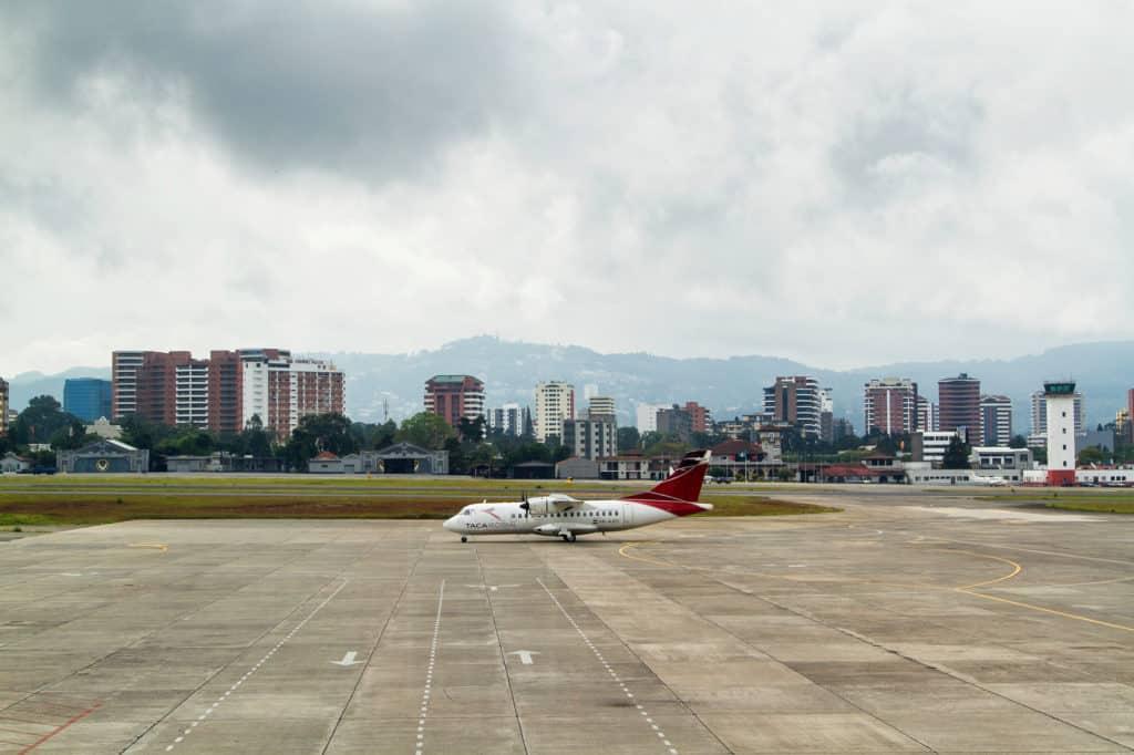 Guatemala airport