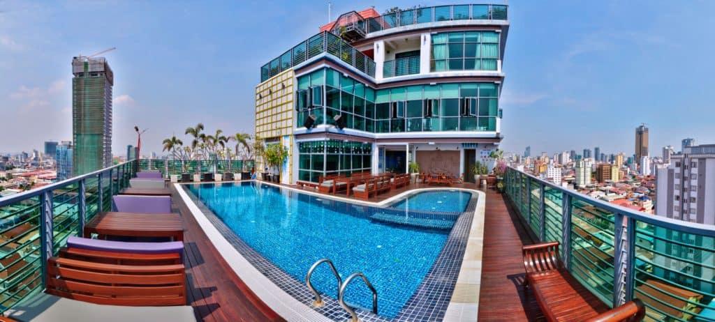accommodation in Cambodia