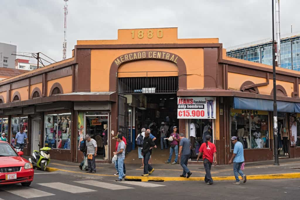 central market in San Jose