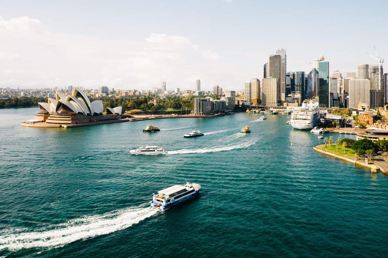 Sydney guide for digital nomads