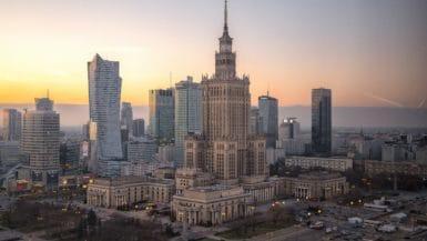 Warsaw guide for digital nomads
